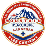 Lee Canyon Ski Patrol Logo